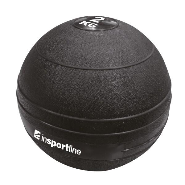 Bilde av Medisinball  inSPORTline Slam Ball 2 kg
