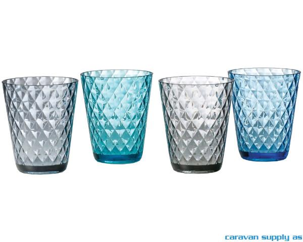 Bilde av Glass Brunner Diamond 30cl 4stk