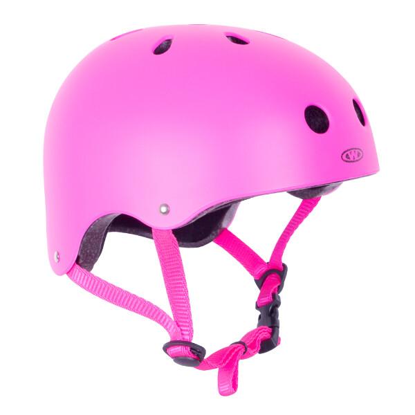Bilde av Freestyle hjelm WORKER Neonik rosa