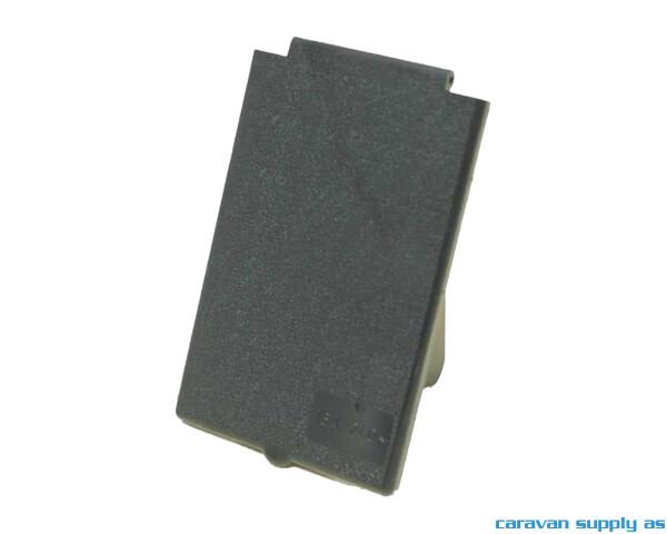 Bilde av Klapplokk til strøm innboks 220V 7x14cm