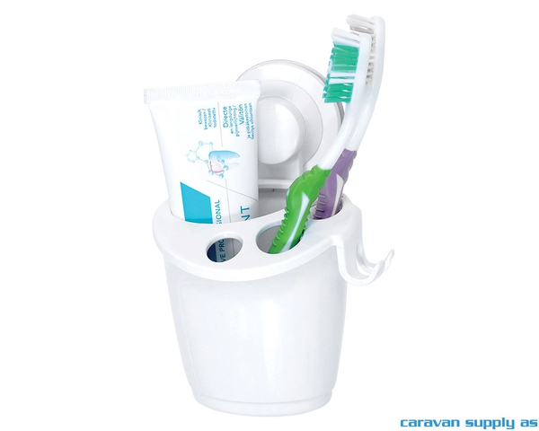 Bilde av Tannbørsteholder m/sugekopp