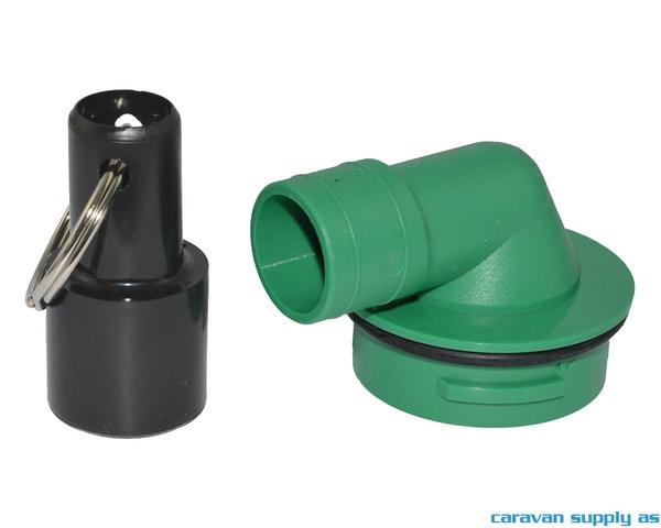 Bilde av SOG tilkoblingssett for ekstra tank C200 0077