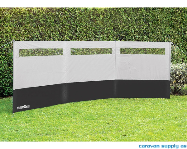 Bilde av Levegg Brunner Antigua 400x140cm grå