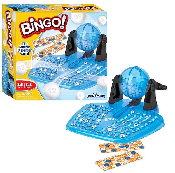 Bilde av BINGO GAME TIME Lotto spill