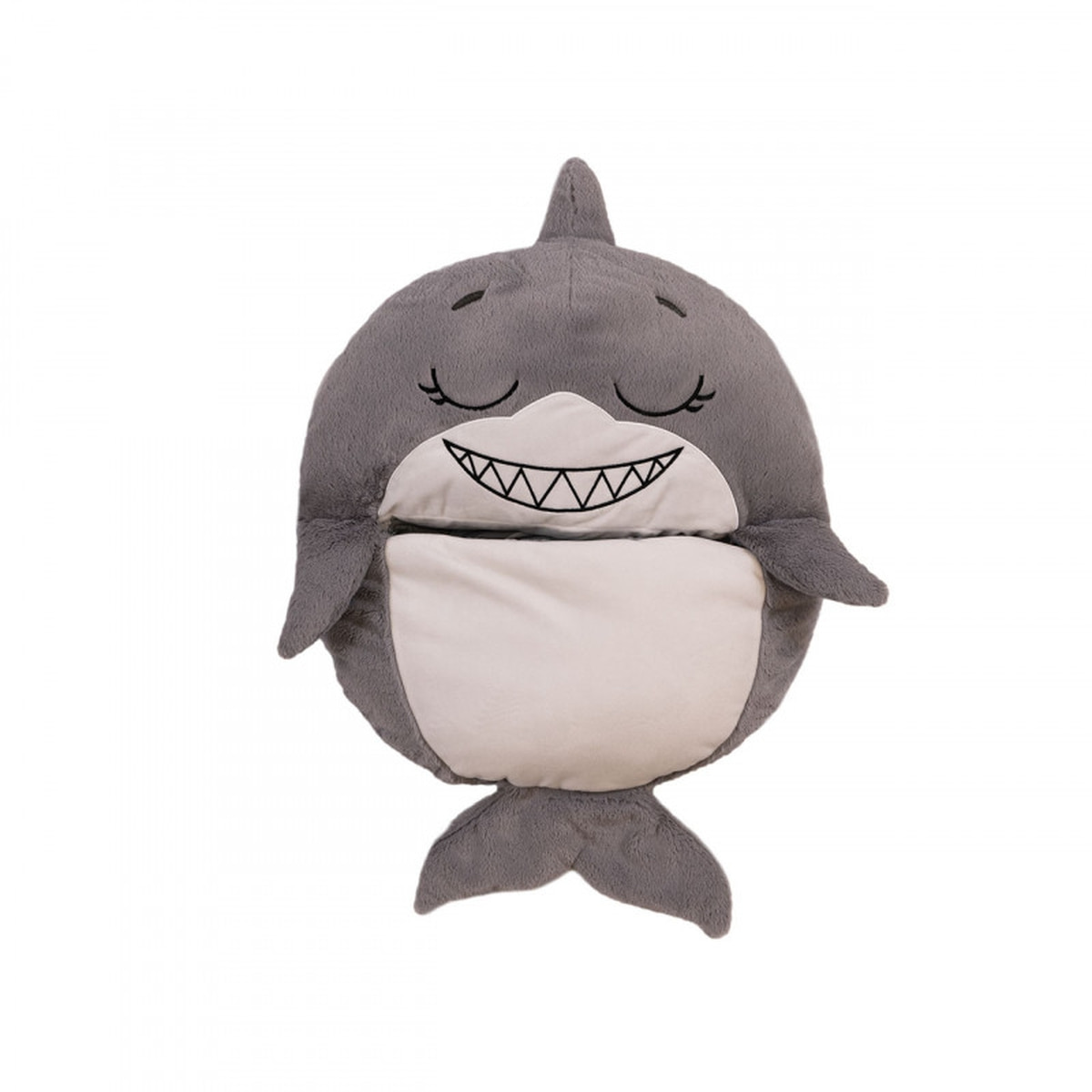 HAPPY NAPPERS SOVEPOSE – GREY SHARK