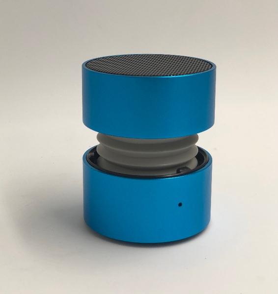 Bilde av Oppladbar høyttaler i aluminium