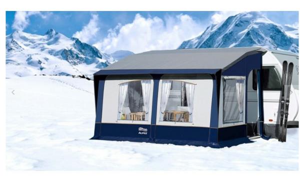 Bilde av Inaca Alpes Azur 320 Vintertelt