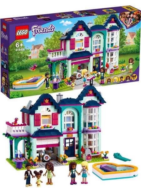 Bilde av LEGO Friends 41449 Andreas hjem