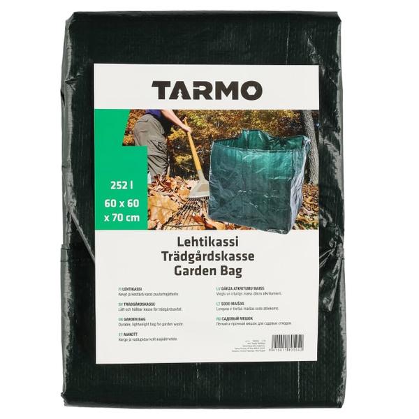 Bilde av Tarmo Løvpose grønn 60x60x70cm