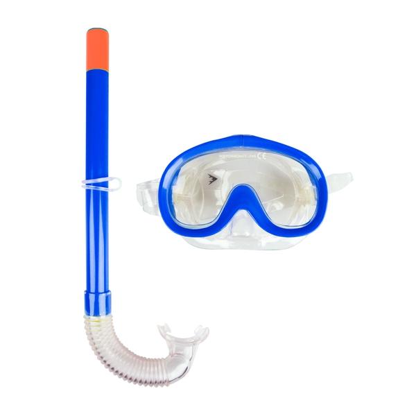 Bilde av Escubia Nemo set - dykkermaske og snorkel jr
