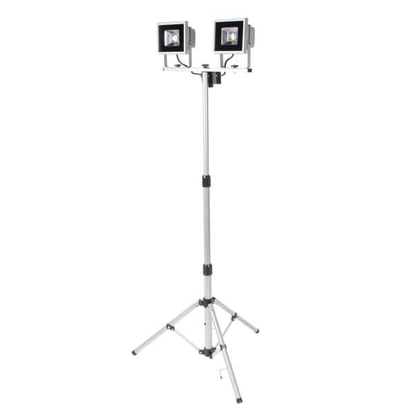 Bilde av Arbeidslampe LED 2 x 20w - 2x1440 lumen 50000 t