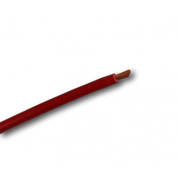 Bilde av Batterikabel 10mm2 Rød