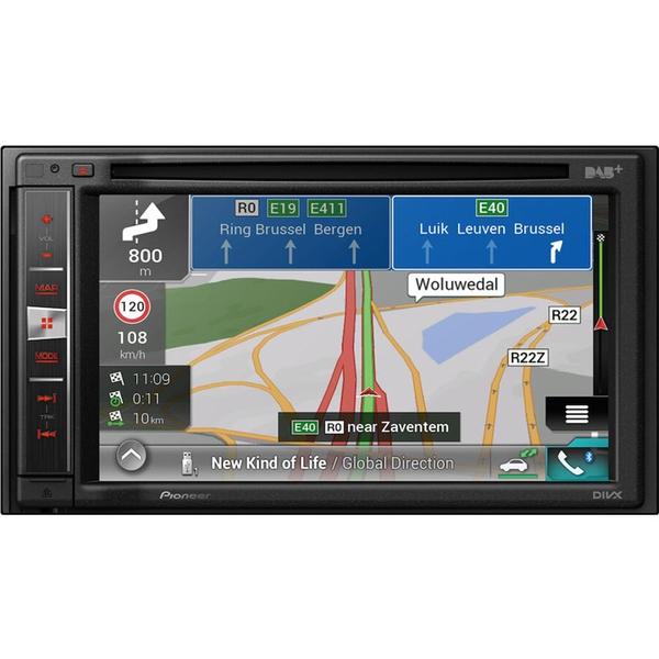 Bilde av PIONEER Navigasjonssystem AVIC-Z730DAB+
