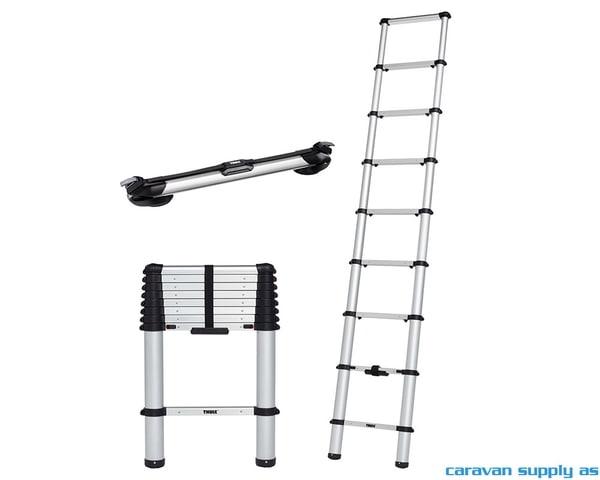 Bilde av Stige utvendig Thule Van Ladder 9 trinn