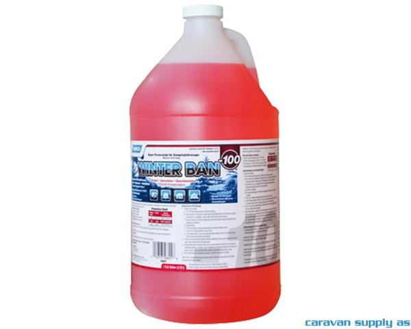 Bilde av Frostvæske Winter Ban 3,78l miljøvennlig rød