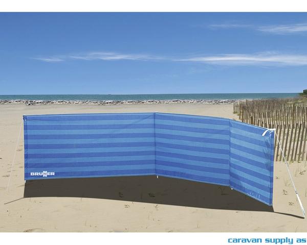 Bilde av Levegg Brunner Bahama 480x86cm blå