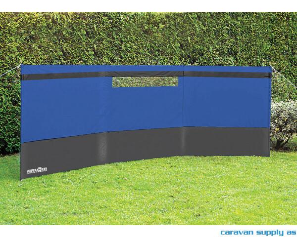 Bilde av Levegg Brunner Panama Sky 400x140cm blå