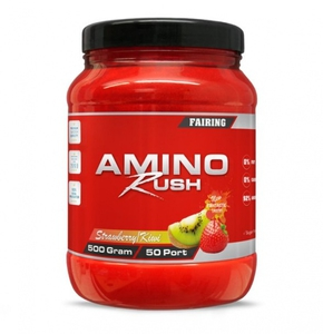 Bilde av EAA - Fairing Amino Rush 500 g - Aminosyrer