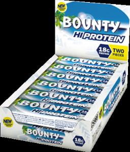 Bilde av Bounty HiProteinbar 12x52g - Coconut