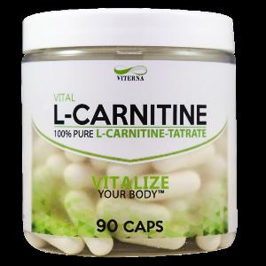 Bilde av Viterna Carnitine 90 caps