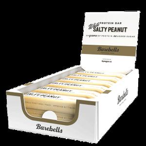 Bilde av Barebells Protein Bar 12stk - 55g - White Salty