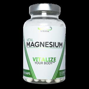 Bilde av Viterna Magnesium 120 caps