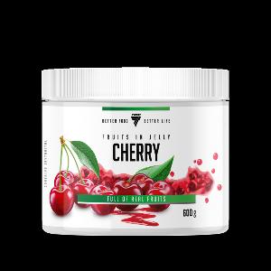 Bilde av Trec Fruits in Jelly 600g - Cherry i sukkerfri
