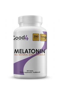 Bilde av G4N Melatonin - 200 tabs