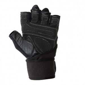 Bilde av Gorilla Wear Dallas Wrist Wraps - sort