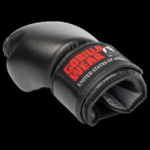 Bilde av Gorilla Wear Mosby Boxing Gloves - Sort