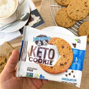 Bilde av Lenny & Larry KETO Cookies 12x45g - Chocolate