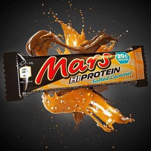 Bilde av Mars HiProtein Bar - 12x59g - Salted Caramel