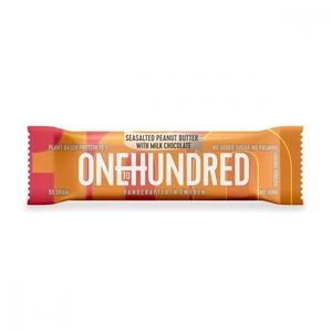 Bilde av OneToHundred Protein Bar - Seasalted peanut