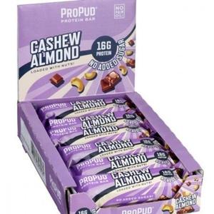 Bilde av ProPud Protein Bar  55gx12stk - Cashew Almond