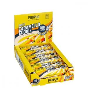 Bilde av ProPud Protein Bar 55gx12stk - Salty Caramello