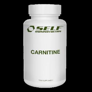 Bilde av Self Carnitin - 120 kaps