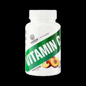 Bilde av Swedish Vitamin C Chewable 100tabs (94g) -