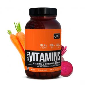 Bilde av QNT Vitamin-Mineral 60 caps