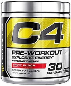 Bilde av C4 Pre-Workout - 180g - 30 serveringer
