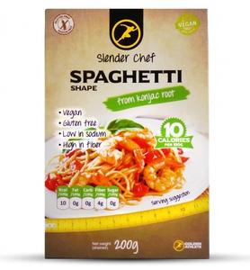 Bilde av Slender Chef Spaghetti Shape - 20 x 200g