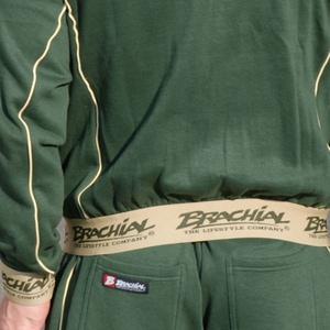 Bilde av Brachial Spacy Hettejakke - Military Green