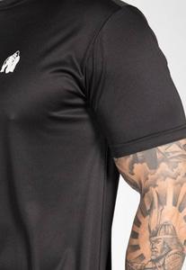 Bilde av Gorilla Wear Fargo T-skjorte - Sort