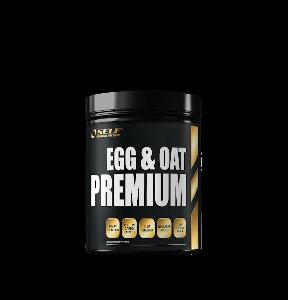 Bilde av Self Sport Egg & Oat Premium 900g Sjokolade -