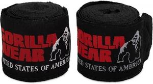 Bilde av Gorilla Wear Boxing Hand Wraps - Sort