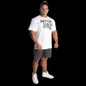 Bilde av Better Bodies Union Original Tee - Hvit t-skjorte