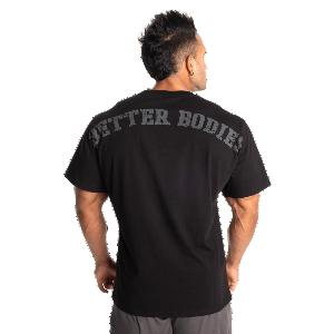 Bilde av Better Bodies Union Original Tee - Sort t-skjorte