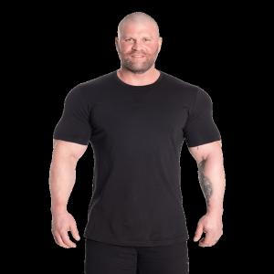 Bilde av Gasp Classic tapered tee - sort t-skjorte