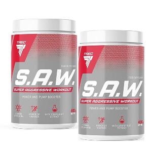 Bilde av 2 x SAW.400g - Pre Workout
