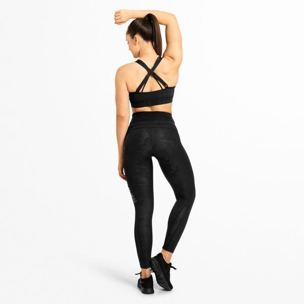 Better Bodies  Camo High Tights - Black Camo
