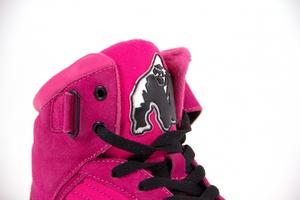 Bilde av Gorilla Wear Women High Tops Pink